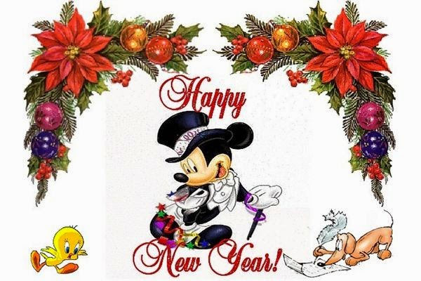 Happy New Year 2016 Clipart Download