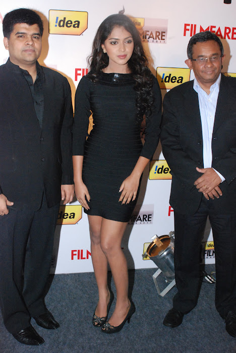 amala paul at 59th idea filmfare awards press meet photo gallery