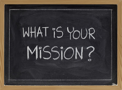know your mission