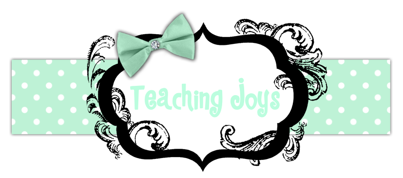 Teaching Joys