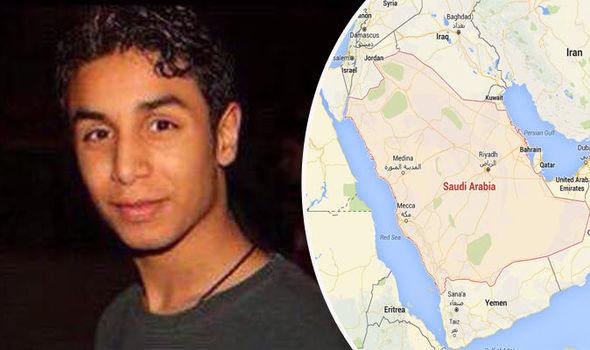 Joven condenado a decapitación y crucifixión por manifestarse