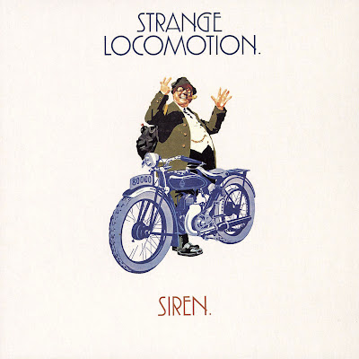 Siren - Strange Locomotion (2nd Album UK 1971 w. Kevin Coyne)