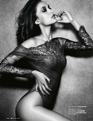 [hq] mallika haydon, nathalia kaurangelo jonsson gq magazine -june 2012 . hot photoshoot