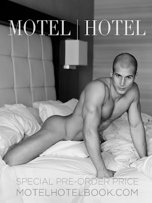 Todd Sanfield by Kevin McDermott for 'Motel|Hotel'