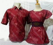 Model Baju Batik Wanita Untuk Kerja