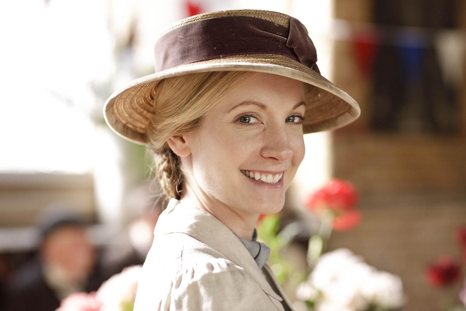 Anna Downton Abbey