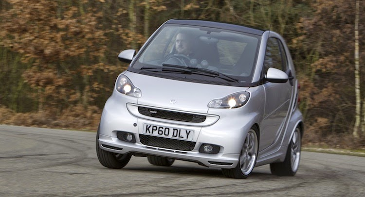 daimler exec admits smart fortwo brabus is on the table. Black Bedroom Furniture Sets. Home Design Ideas