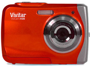 Vivitar ViviCam X426 Waterproof Digital Camera