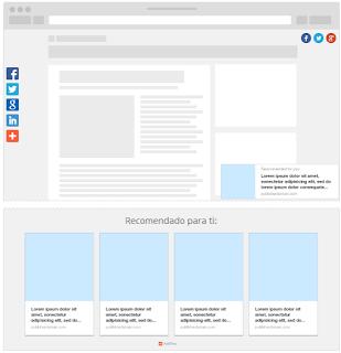 Capas inteligentes con herramientas social media para tu blog