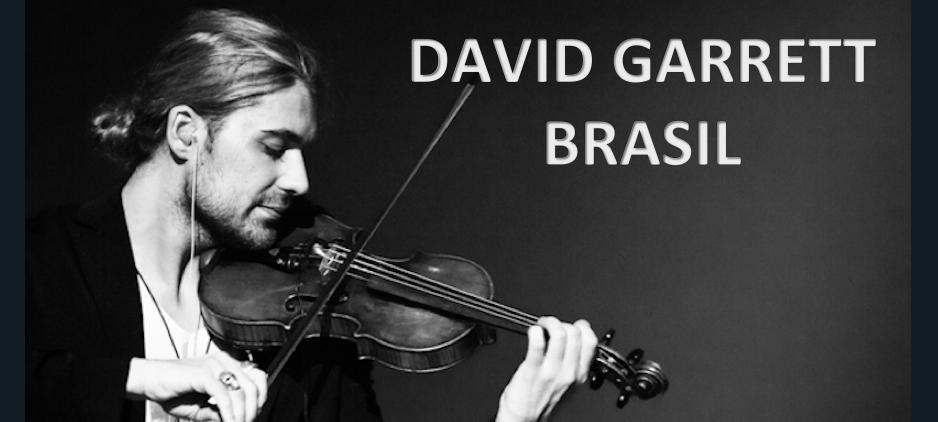 David Garrett Brasil