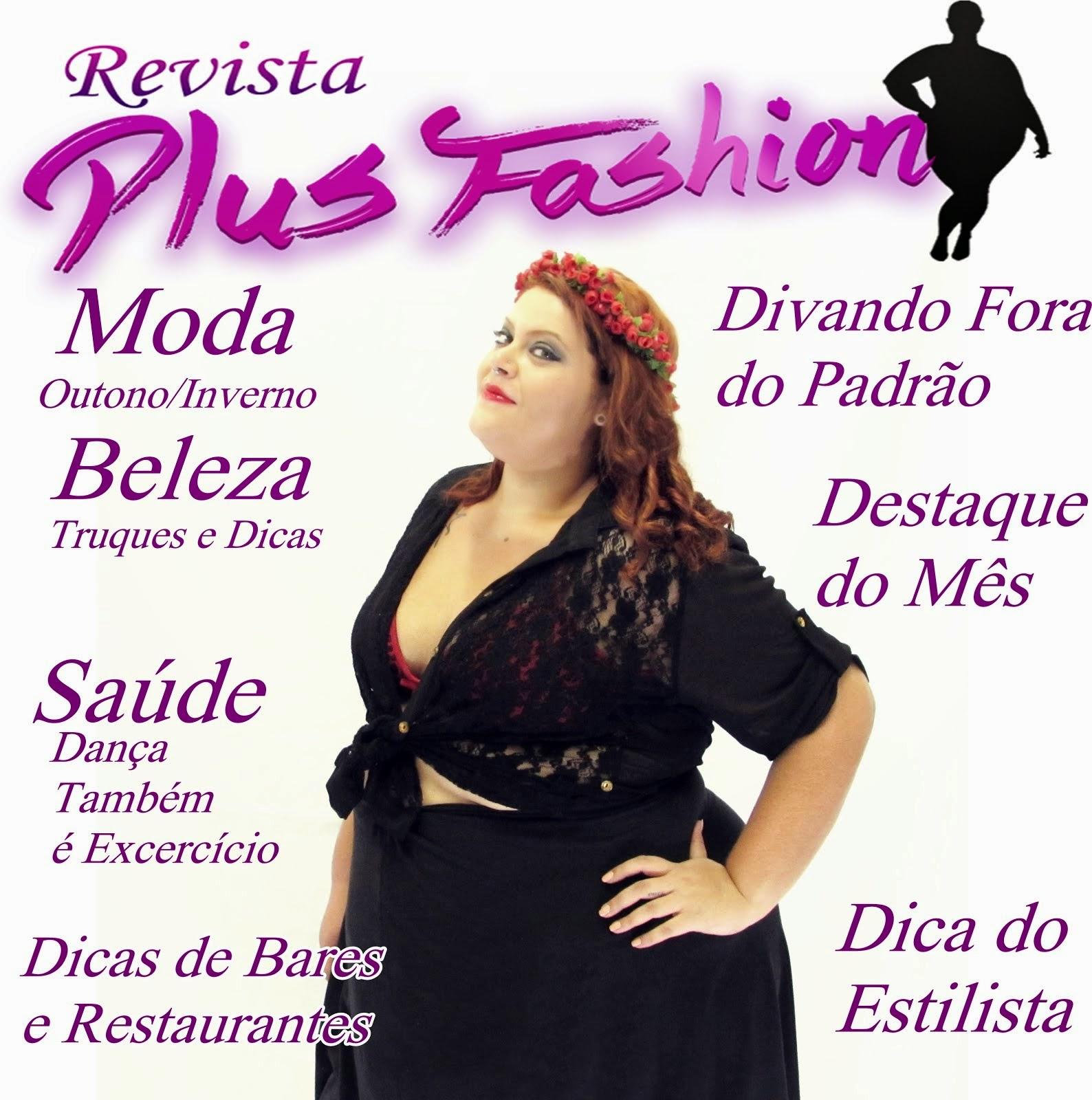 Revista Plus Fashion