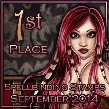 Spellbinding Stamps Facebook Group Winner