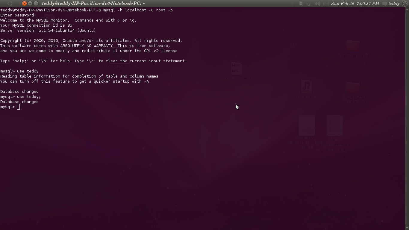 install mysql client ubuntu