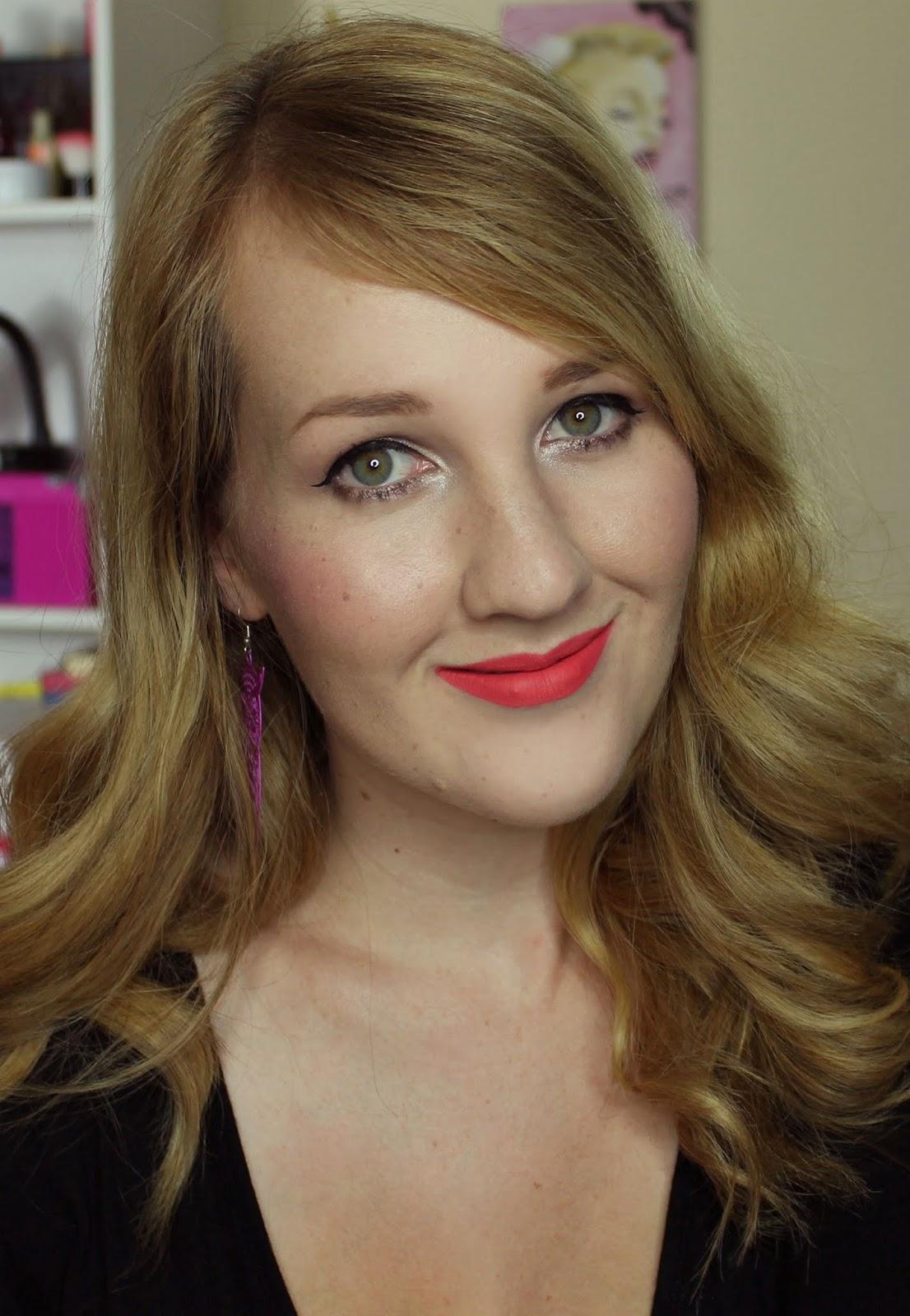 Australis Velourlips Matte Lip Cream - MI-A-MEE Swatches & Review