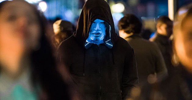 Leaked Photos of Jamie Foxx as Electro in The Amazing ...