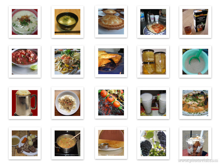 Selected Recipe Photos