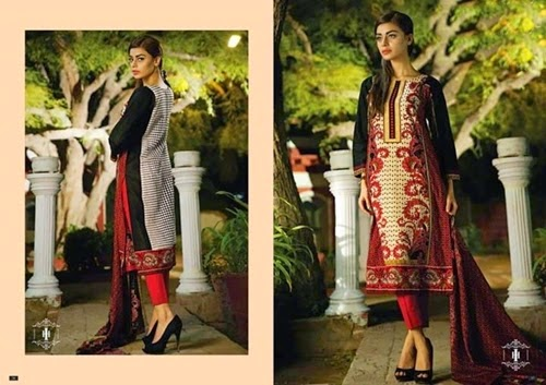 Ittehad Winter Collection 2014