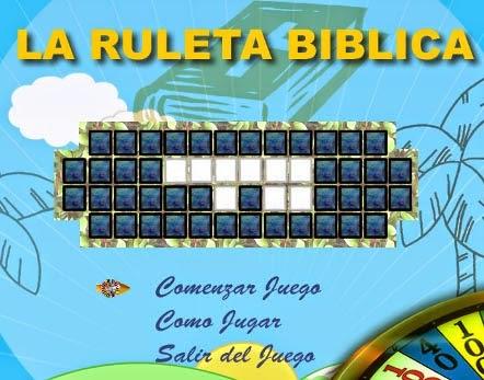 Ruleta Bíblica