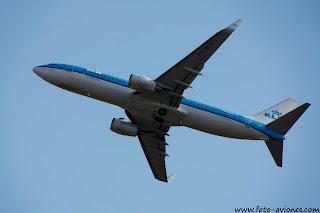 Boeing 737 Next Gen / PH-BGB