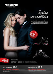 Campaign for Maxima shoes