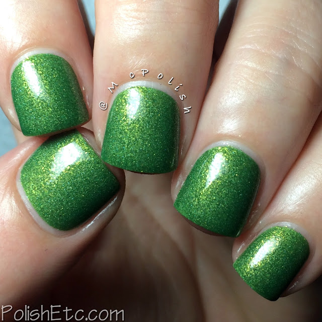 Doctor Lacquer - Chromahedron Collection - McPolish - Diopside