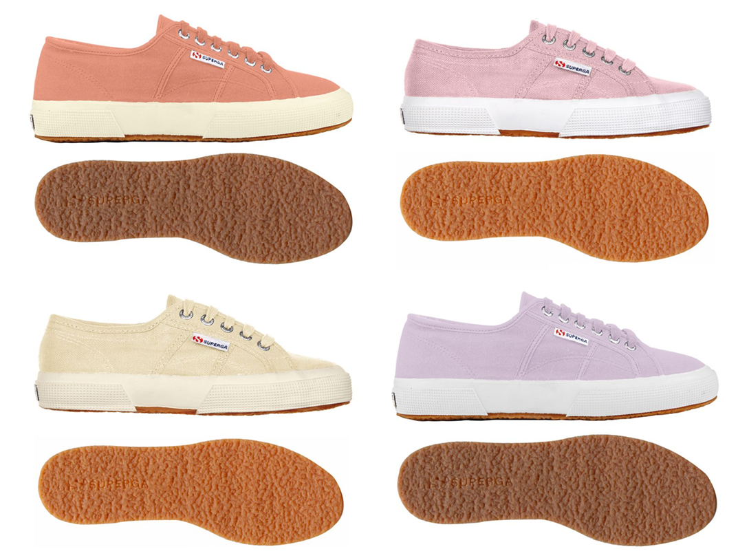 superga pastello