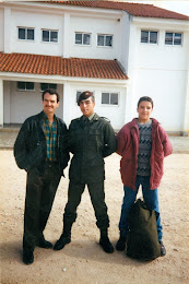 MY FATHER, MYSELF AND MY BROTHER AT GAC IN 1993