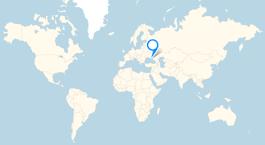 город на карте