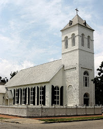 Old Christ Church - Pensacola