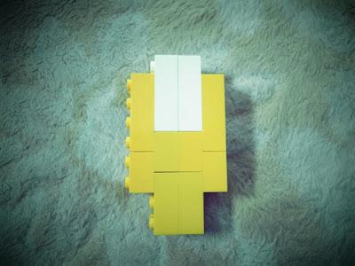 レゴフォント 爪
