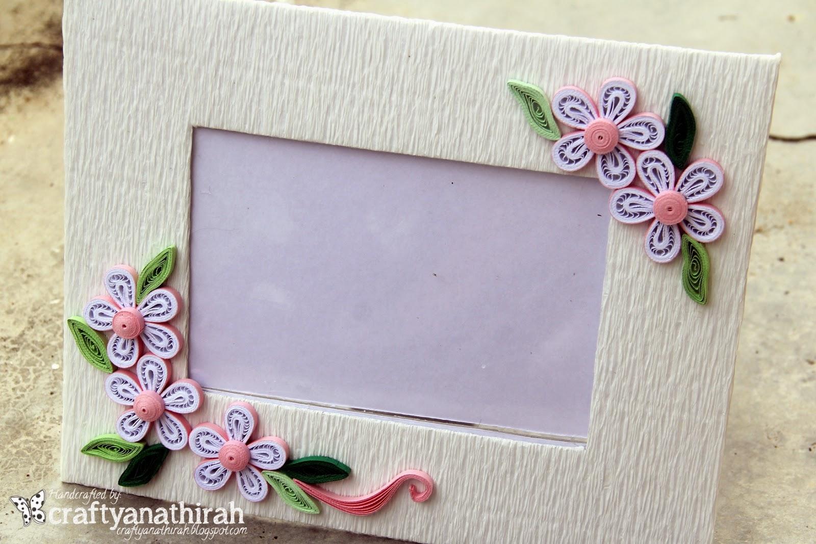 Unique Frame Handmade Crest - Picture Frame Ideas - stillhouseplants ...