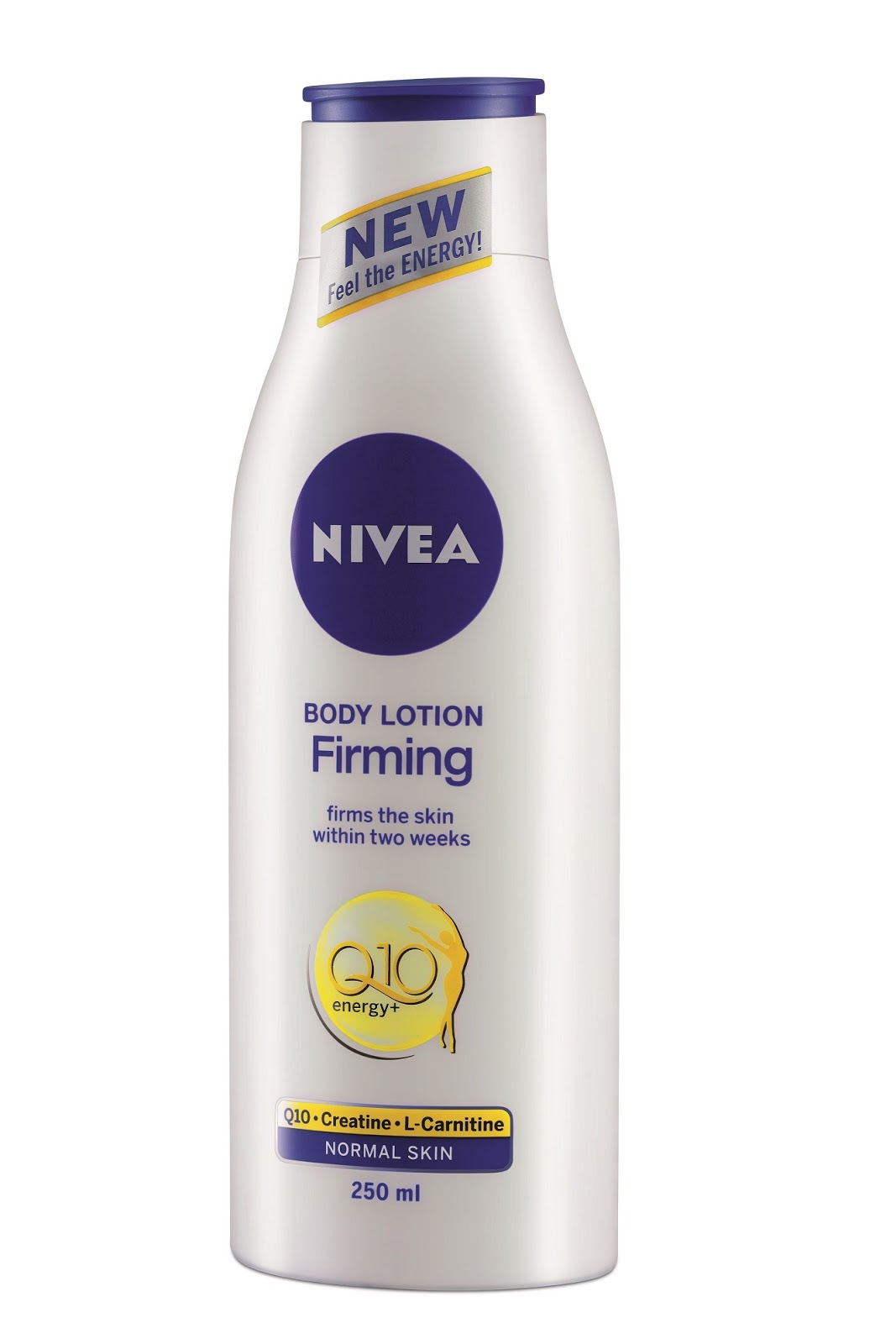 PR:Nivea Q10 Firming Body Lotion and Stretch marks Oil