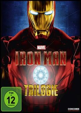 Download - Trilogia Homem de Ferro - Dual Audio