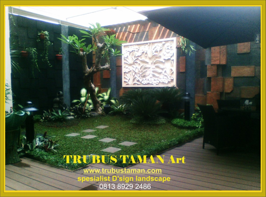 ROOF GARDEN-Tukang Taman Jakarta