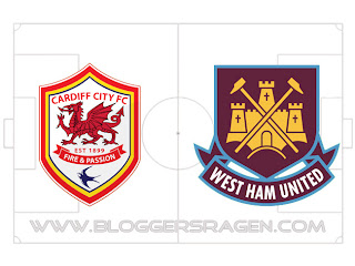 Prediksi Pertandingan Cardiff City vs West Ham United