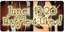 Uke Raffle June 13-26 HMS