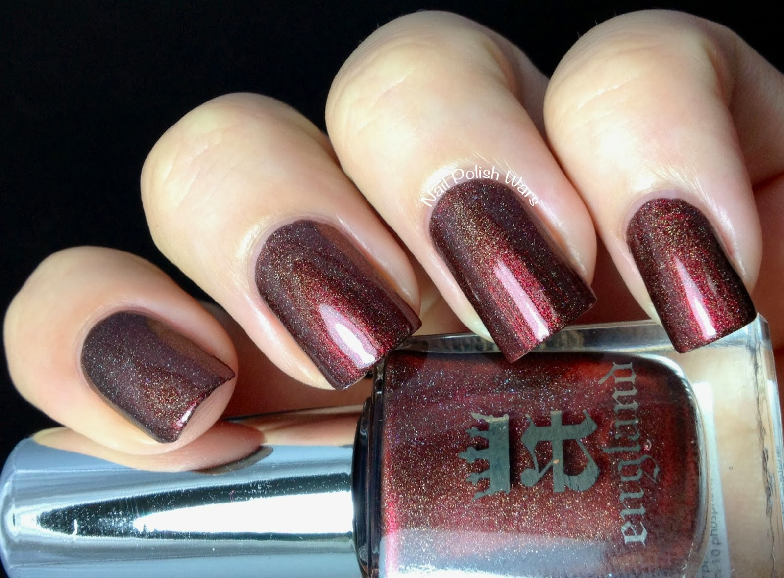 Nail Polish Wars: A England Burne-Jones Dream Collection Swatch & Review