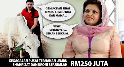 Ketua Wanita Umno Datuk Seri Shahrizat Abd Jalil