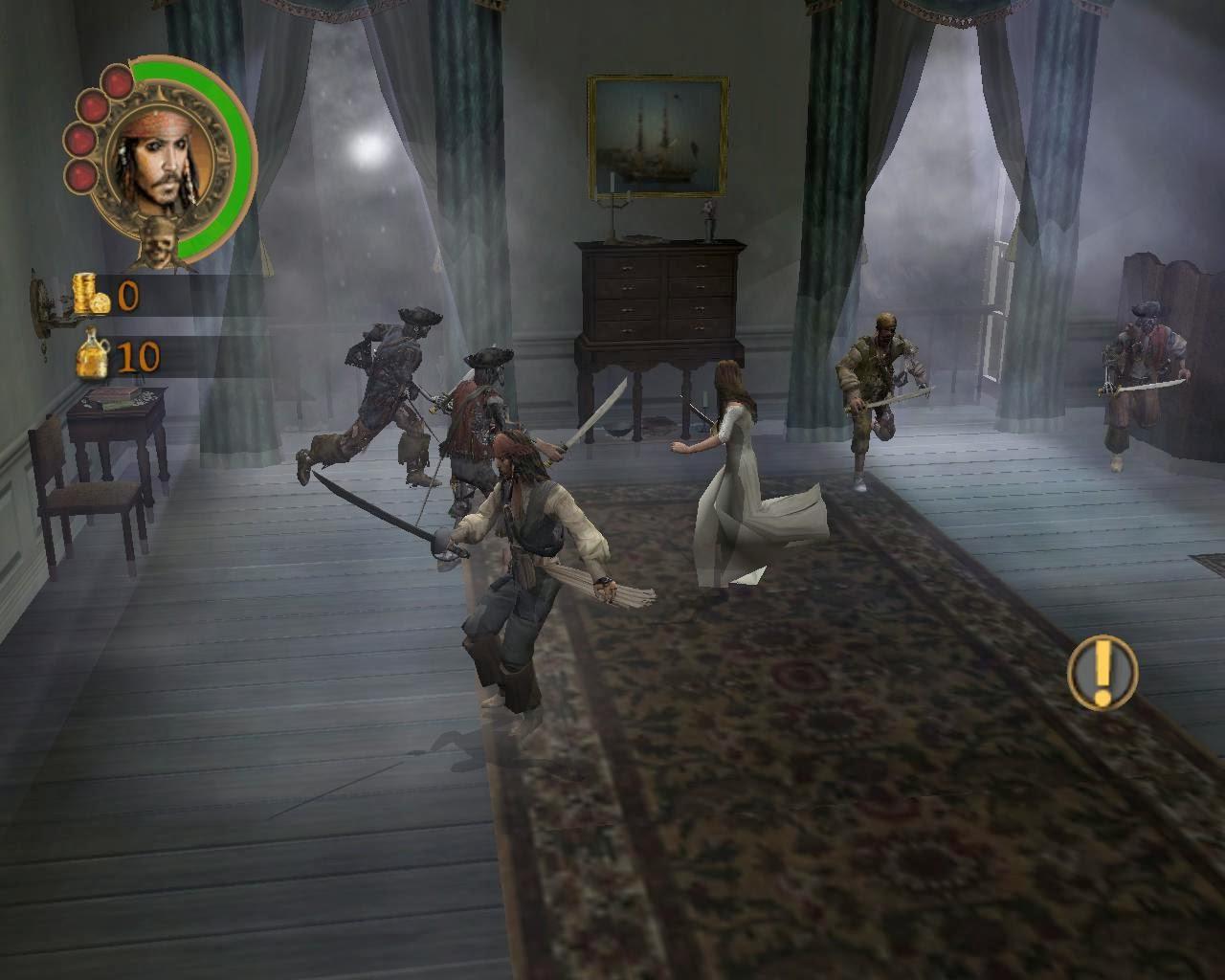 Pirates Of Caribbean Game App