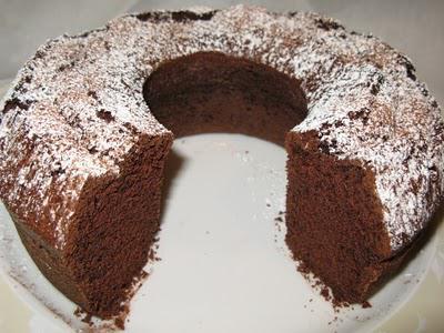 Bimby ricette dolci e non solo ciambellone al cioccolato for Ricette dolci bimby