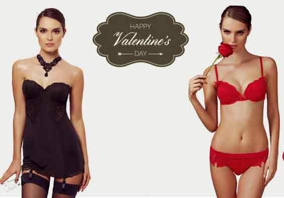 conjuntos de Promise para San Valentín