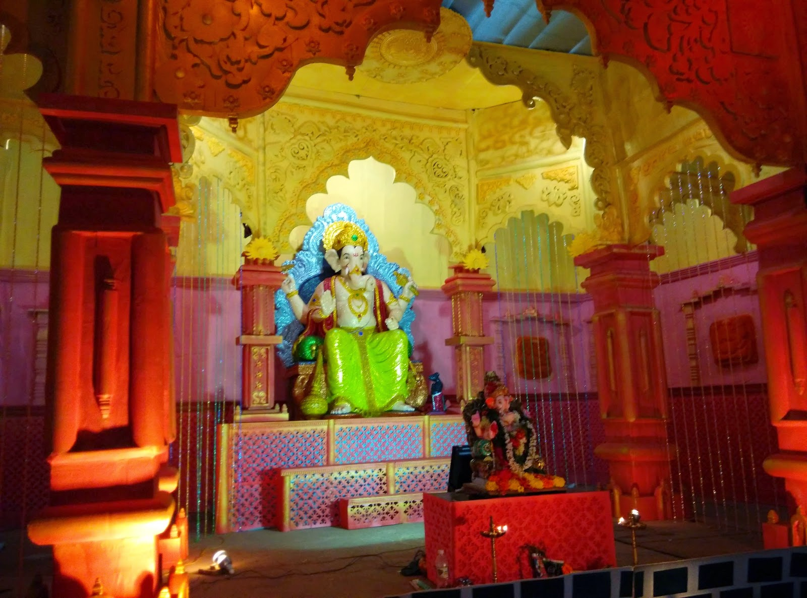 Lalbaugcha Raja in Goa
