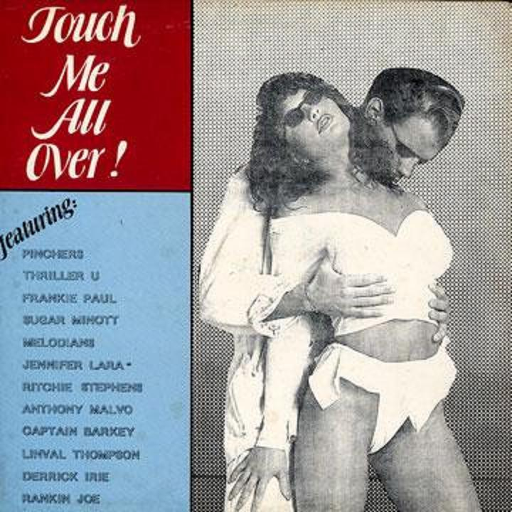 Touch Me All Over LP(cosmic force)1991