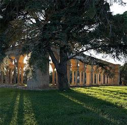 Claustro románico de Palamos
