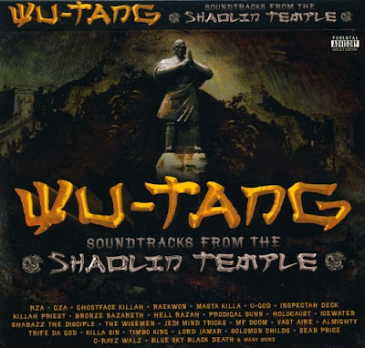 OST – Wu-Tang – Soundtracks From The Shaolin Temple (CD) (2008) (FLAC + 320 kbps)