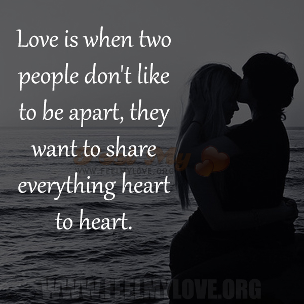 quotes same two people love it is possible to love two two people love