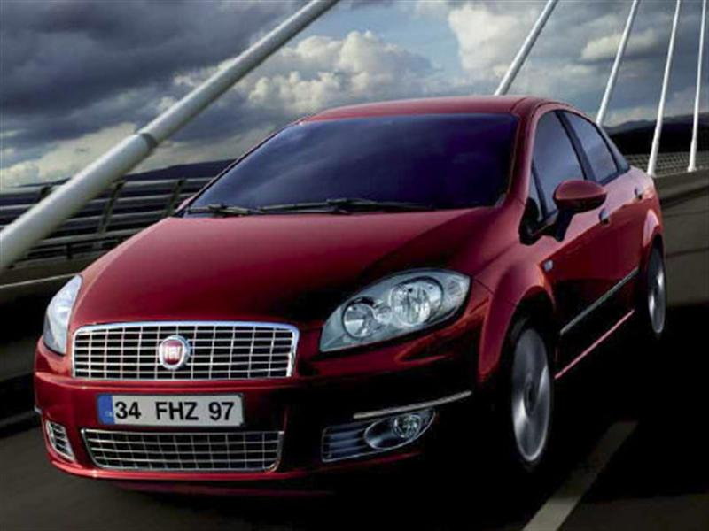Fiat Linea User Manual