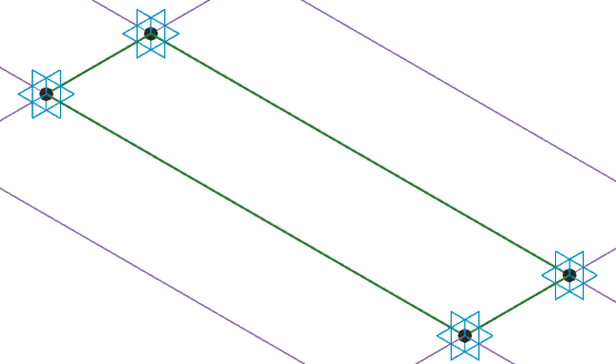 how to change the grid direction in revit