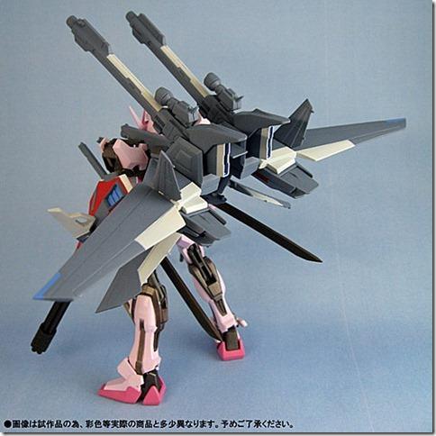 Robot Damashii Strike Rouge IWSP