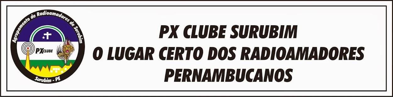 PX CLUBE SURUBIM